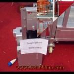 Sc100 Sigle Cage Passenger Lifting Hoist Lift