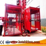 Sc200 2 Ton Construction Material Hoist