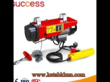 Sc200 2000kg Construction Material Hoist