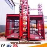 Sc200 3*11kw Monorail Wire Rope Hoist