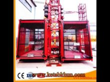 Sc200 Single Cage Construction Elevator Hoists