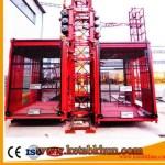Sc200 Single Cage Construction Elevator Hoists