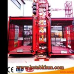 Sc200 Single Cage Hoist For Lifting