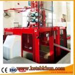 Sc200/200 2*2t Construction Lifting Equipment Hoisting