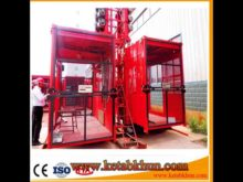 Sc200/200 2t 4t Construction Hoist Lift, Building Construction Lift