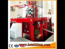 Sc200/200 3*2*11kw Construction Hoisting Console