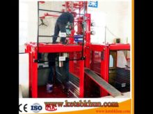Sc200/200 3*2*11kw Sc Series Construction Elevator