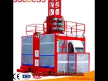 Sc200/200 Building Material Hoist ,Construction Elevator