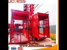 Sc200/200 Construction Building Hoist With Ce For Sale Cheap Price