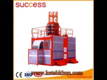 Sc200/200 Construction Building Hoist/Construction Building Hoist