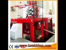 Sc200/200  Popular Section Hot Sale Hoist