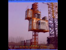 Sc320/320 3 2t Chinese Construction Hoist/Building Hoist Lifts