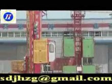 Shandong Jiuhong Heavy Industries,Construction Elevator,Suspended Platform