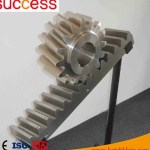 Shanghai Machinery Gear Rack And Spur Gear With Hub