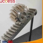 Shanghai Machinery Gear Rack Specification M2 24*24*1000 And Pinion