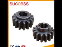 Shanghai Machinery Gear Rack Specification M6 59*49*1000 And Pinion Gear 1