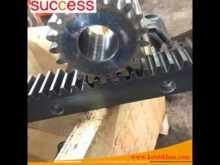 Silent Chain Sprocket