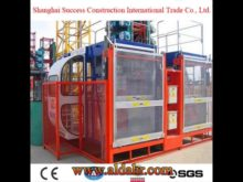 Single Cage Construction Elevator SC