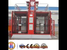 Single Cage Hoist SC150 with Loading Capacity 1500kg