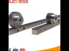 Sliding Gate Motor Steel Or Nylon Gear Rack
