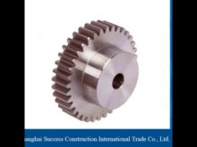 Small Metal Gears For Construction Hoist