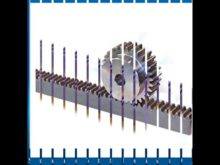 Small Module Plastic Hobby Gears