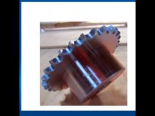 Small Rack And Pinion Gears / Rack Pinion For Cnc