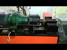 Sona Automatic Rebar Threading Machine