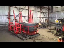 Sona Rebar Stirrup Bender Machine (Siliguri Project)