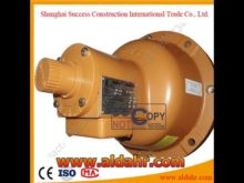 Sribs Saj30 0 5 Safety Brake for Low Speed Construction Hoist