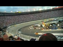start of sharpie 500 at bristol 09