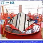 Steel Electric Rope Suspended Platform
