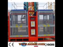 Steel Galvanized Construction Hoist SC200/200