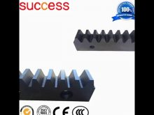 Steel Material Gear Rack And Pinion,Hobbing Cnc Router Machine