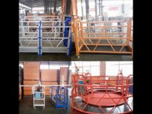 Supply Wire Rope Suspended Platform