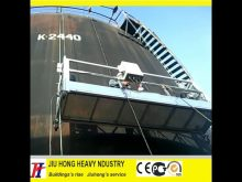 Suspended Platform, Cradle, Gondola,Swing Stage, suspended cradle, suspended scaffold