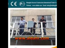 Suspended Platform/ Hanging Scaffold Cradle