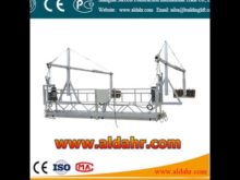 suspended platform hoist india