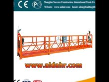 suspended platform safety