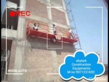 suspended platform  Skylark Construction Equipments