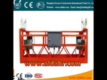 suspended platform standards