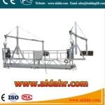 suspended platform treehouse