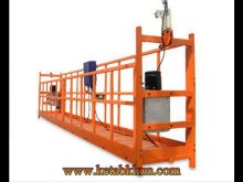 Suspended Platform Zlp800 Building Cleaning Lift