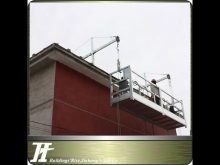 Suspended Platform,China Suspended Platform,ZLP630 Temporary Suspended Platform.
