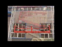 suspended platform,swing stage,suspended cradle,suspended scaffold,china suspended platform