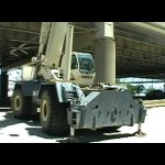 Terex RT665 walkaround