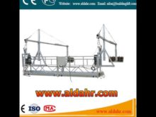 The spare parts of ZLP series suspended platform/safty lock/Hoist