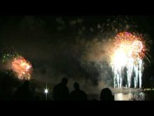 thunder over louisville fireworks 2009 clip 7