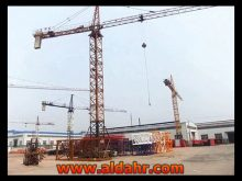 Tower Crane Qtz63 TC5010 in Cambodia