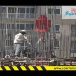 Tower Crane – Spartan's Self Manufactured.flv